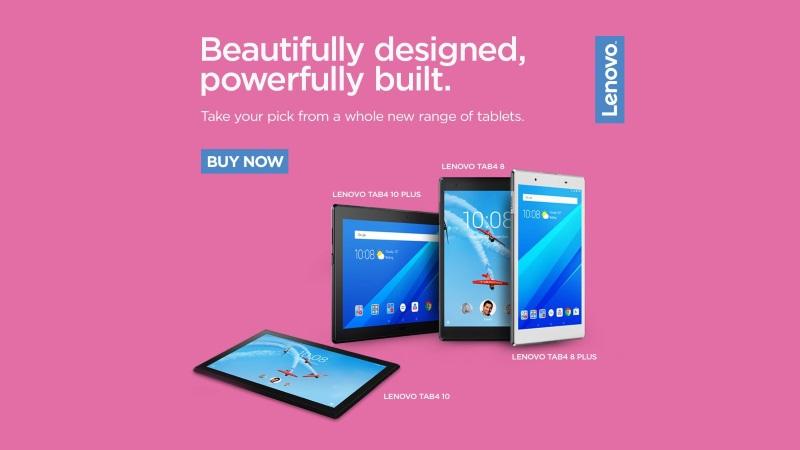 Lenovo Tab4 | Aggiornamento ad Android Oreo a novembre