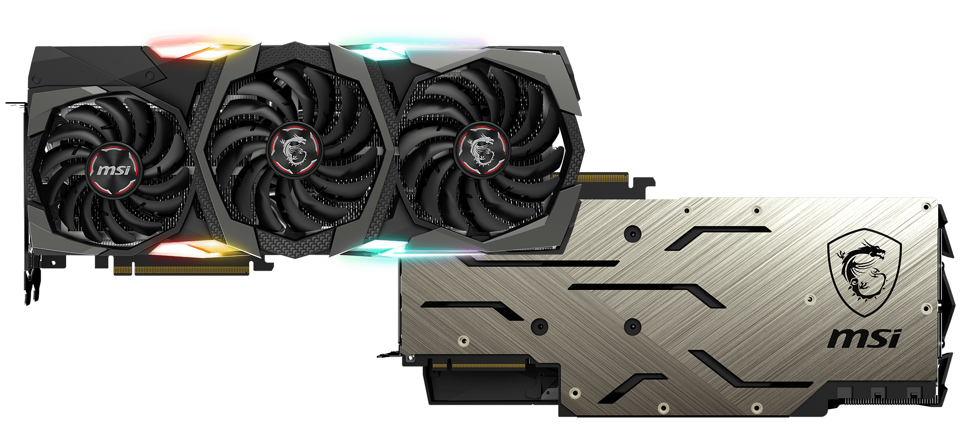 MSI GeForce® RTX 2080 GAMING X TRIO