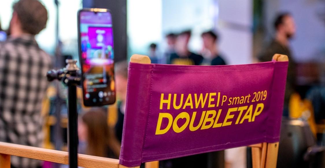Huawei | I giovani talenti TikTok & Instagram di P Smart 2019 DoubleTap fanno tappa a Casamassima (BA)