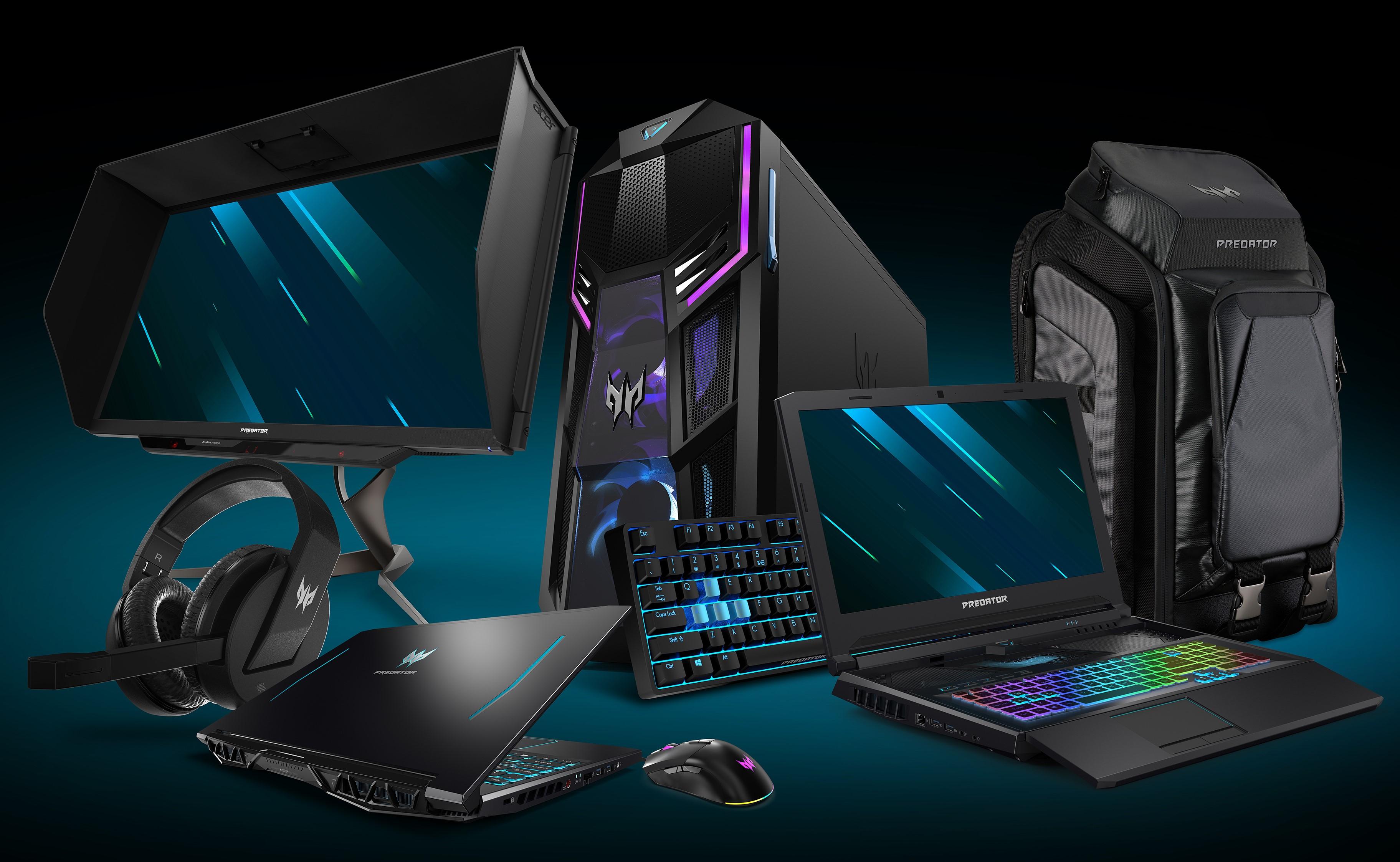 Acer Predator Set