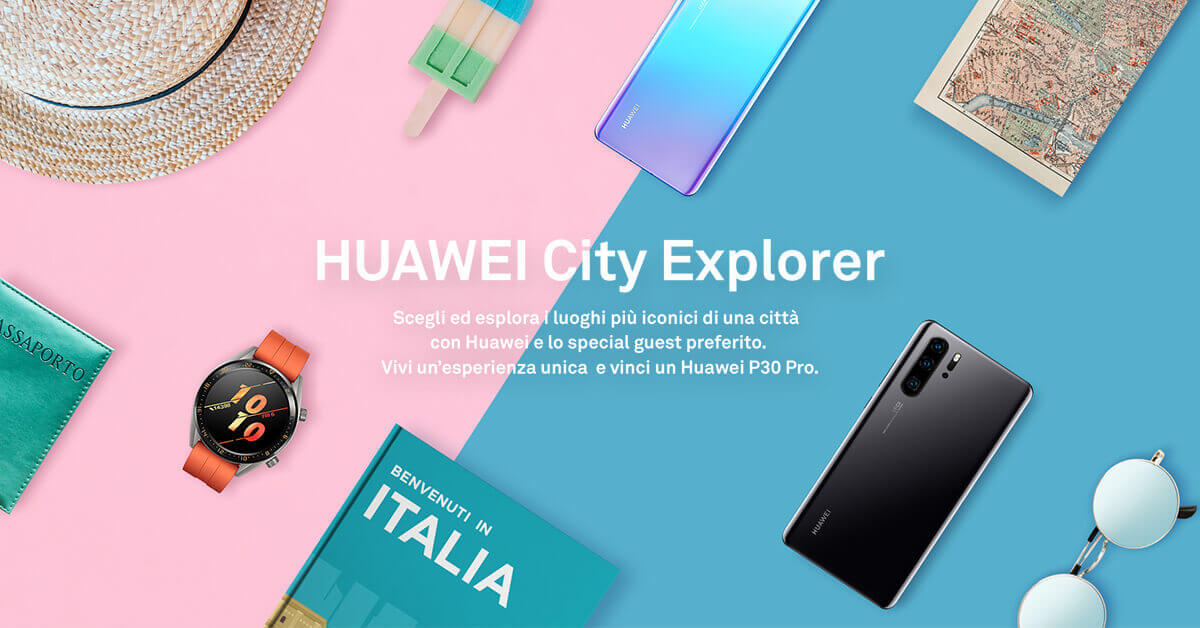 Huawei City Explorer